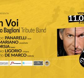 CON VOI Claudio Baglioni Tribute Band