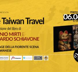 """Presentazione del libro """"The Taiwan Travel"""""""