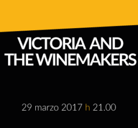 Victoria and the winemakers