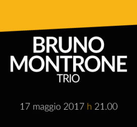 Bruno Montrone trio