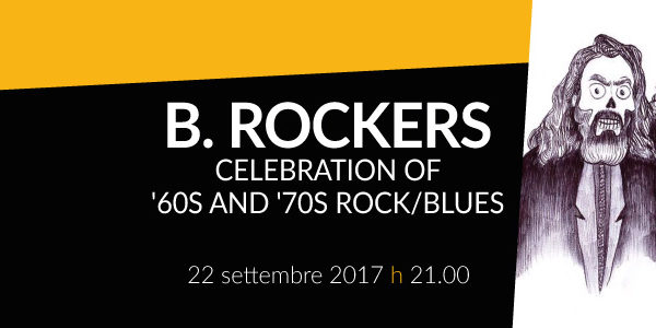 B. Rockers – Celebration of '60s and '70s rock/blues