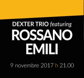 Dexter Trio featuring Rossano Emili