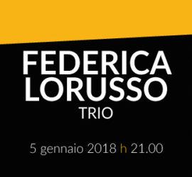 Federica Lorusso Trio