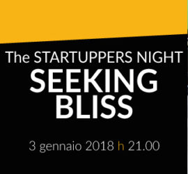 The Startuppers Night – Seeking BLISS
