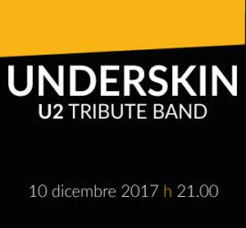 Underskin – U2 Tribute Band